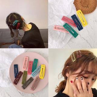[ Mã 1010FASHIONSALE1 giảm 10K đơn 50K ] Kẹp tóc mini thời trang nhiều màu cho bé gái