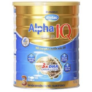 Sữa Dielac alpha gold 3 1500g thumbnail