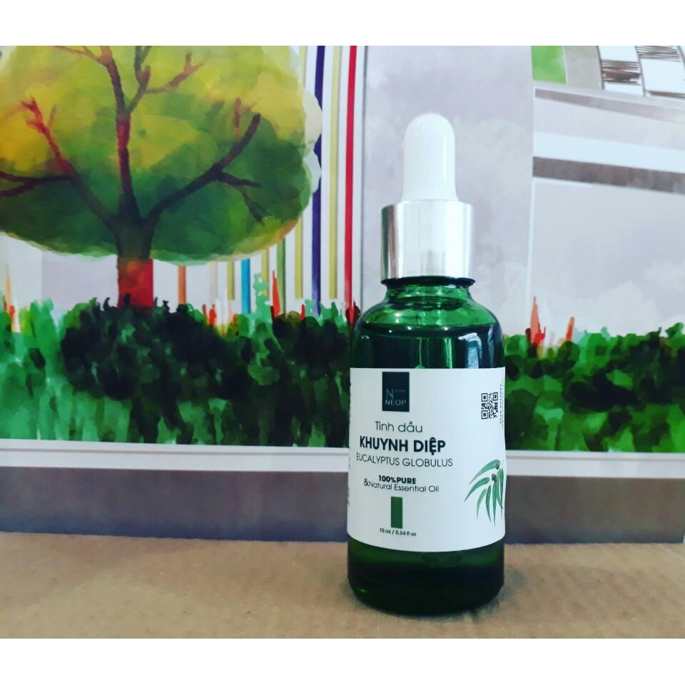 Tinh Dầu Khuynh Diệp NEOP 30ml - Eucalyptus Globulus Essential Oil