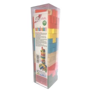 Rút gỗ màu mini - ForKids - FKS-138
