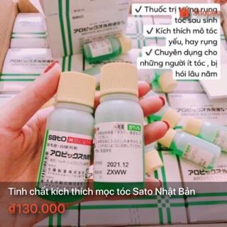 Tinh chất kích thích mọc tóc Sato Nhật Bản thumbnail