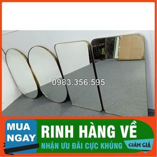 [TIN CẬY] ❊ Gương Khung Inox Đẹp Cao Cấp Giá Rẻ Ở Tại Hà Nội Đà Nẵng TPHCM ✽