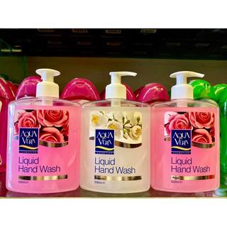 Nước rửa tay Aquavera 500ml thumbnail