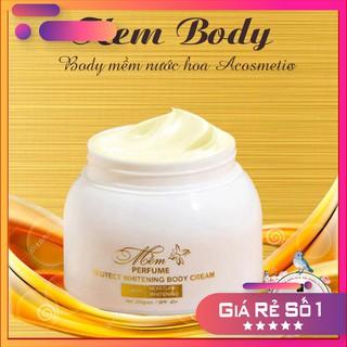 Kem Body Mềm FREE SHIP Kem dưỡng trắng da toàn thân, giúp da trắng sáng - mềm mịn sau 7 ngày thumbnail