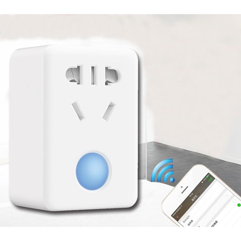 [Bảo Hành 6 Tháng Đổi Mới] Ổ cắm thông minh điều khiển bật tắt qua wifi internet Broadlink SP Mini 3 - 3470508 , 1070455921 , 322_1070455921 , 200000 , Bao-Hanh-6-Thang-Doi-Moi-O-cam-thong-minh-dieu-khien-bat-tat-qua-wifi-internet-Broadlink-SP-Mini-3-322_1070455921 , shopee.vn , [Bảo Hành 6 Tháng Đổi Mới] Ổ cắm thông minh điều khiển bật tắt qua wifi i