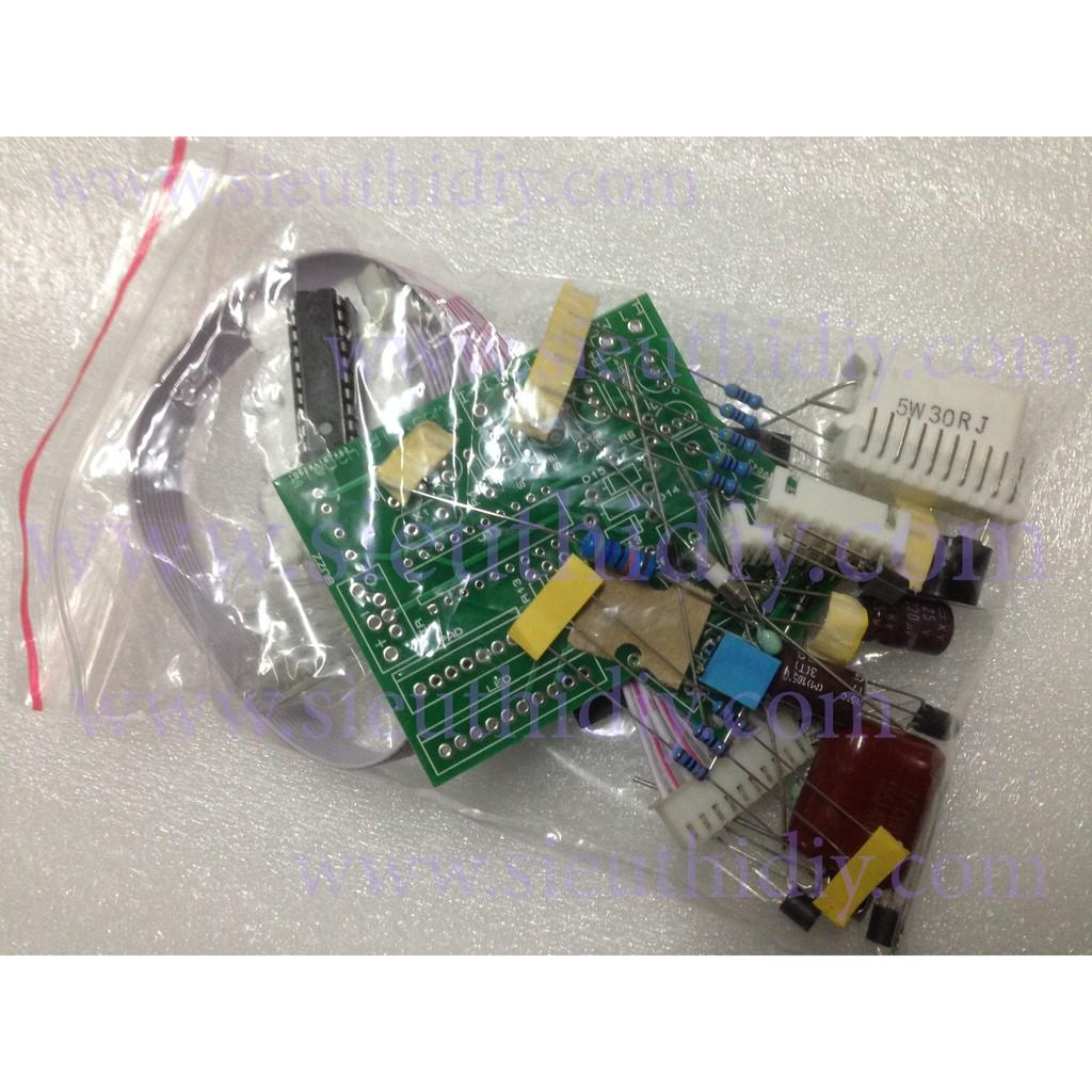 Bộ kit DIY cao cấp mạch điều khiển quạt dân dụng