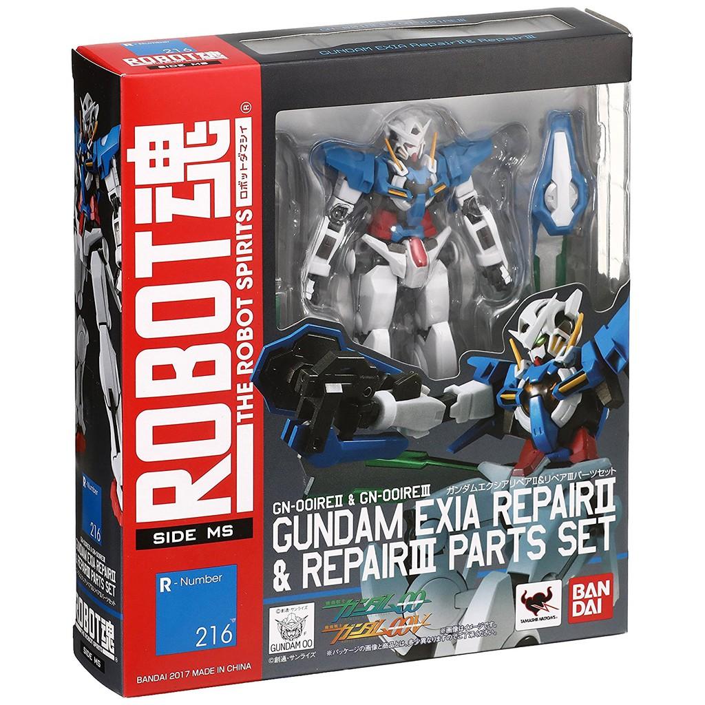Bandai Robot Damashii Side MS Gundam Exia Repair II & III Parts - 2972725 , 1335644450 , 322_1335644450 , 1599000 , Bandai-Robot-Damashii-Side-MS-Gundam-Exia-Repair-II-III-Parts-322_1335644450 , shopee.vn , Bandai Robot Damashii Side MS Gundam Exia Repair II & III Parts