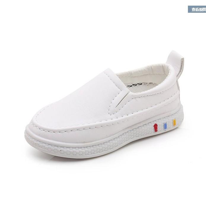 Giày lười cho bé gái kiểu dáng thể thao năng động