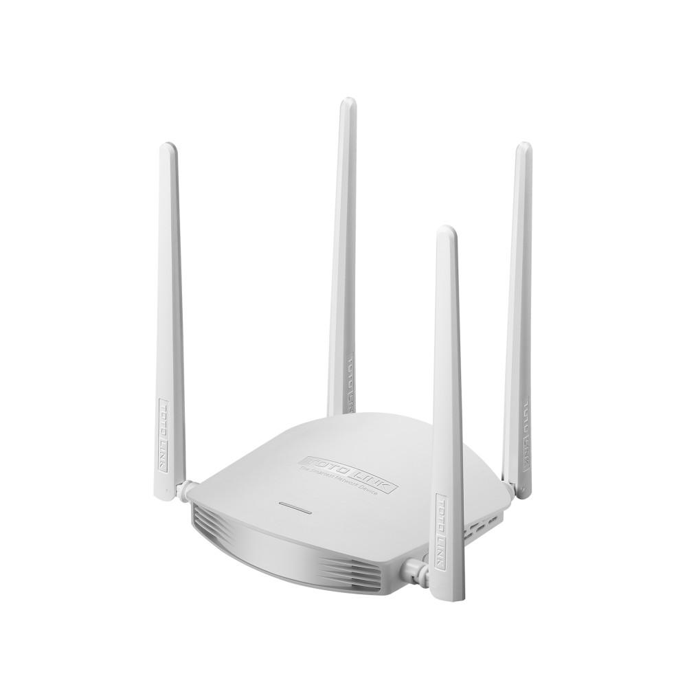 Totolink N600R Router Wi-Fi chuẩn N 600Mbps - Hãng Phân Phối Chính Thức