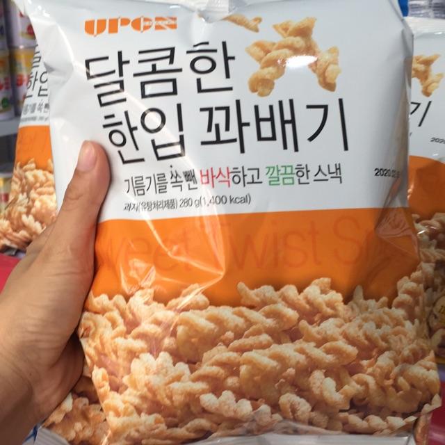 Bánh quẩy giòn Hàn Quốc
