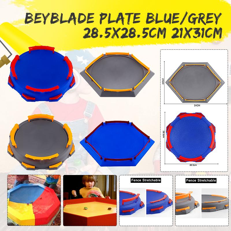 Hot! Beyblade Beystadium Arena Stadium Battle Combat Attack Plate Kids Play Gift Toys