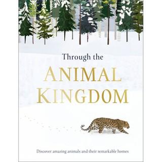 Sách thế giới động vật Through The Animal Kingdom DK thumbnail