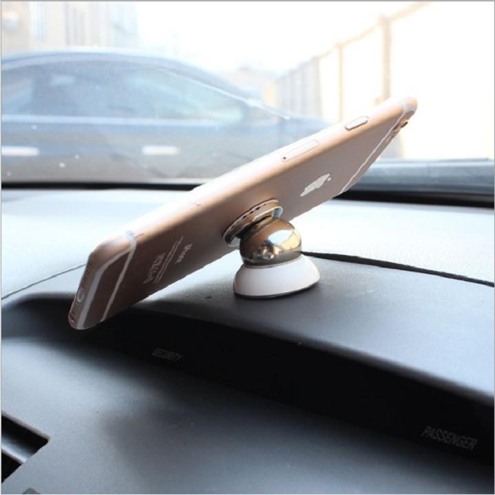 Nam châm giữ điện thoại trên ô tô
