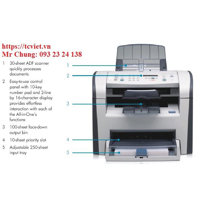 Máy in HP 3050-Máy in đa chức năng HP 3050 -máy in ALL IN ONE HP 3050 cũ