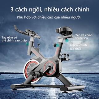 Xe đạp tập thể dục SPORT GH-Q7, xe đạp tập gym tại nhà (Bảo hành 1 năm) (Kèm ảnh thật)