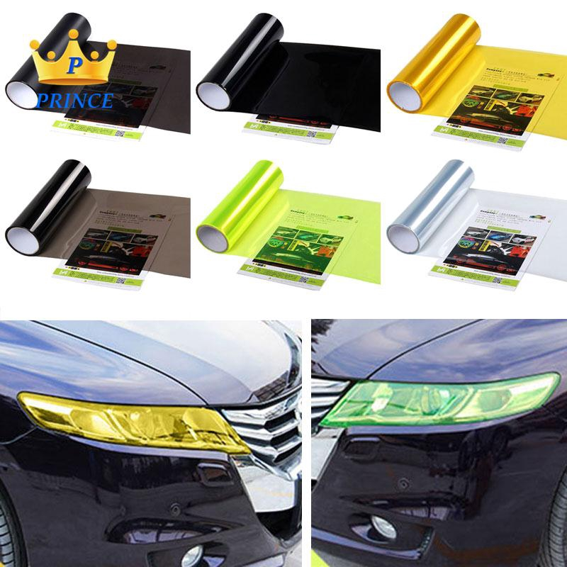 2017 Chameleon Car light Color-changing Film Headlight Taillight Stickers