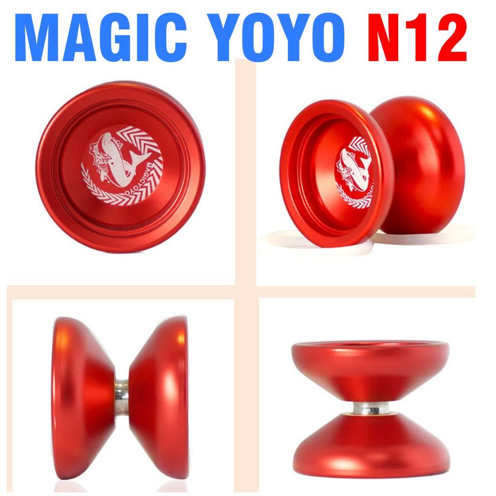 Con quay Magicyoyo N12 bằng hợp kim siêu bền đồ chơi trẻ em