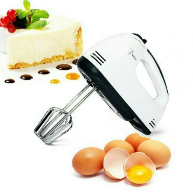 Máy đánh trứng trộn bột cầm tay 7 tốc độ - 3291344 , 674177525 , 322_674177525 , 99000 , May-danh-trung-tron-bot-cam-tay-7-toc-do-322_674177525 , shopee.vn , Máy đánh trứng trộn bột cầm tay 7 tốc độ