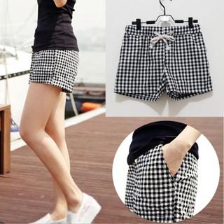 Plus Size M-5XL Korean Fashion Grip Short Pants