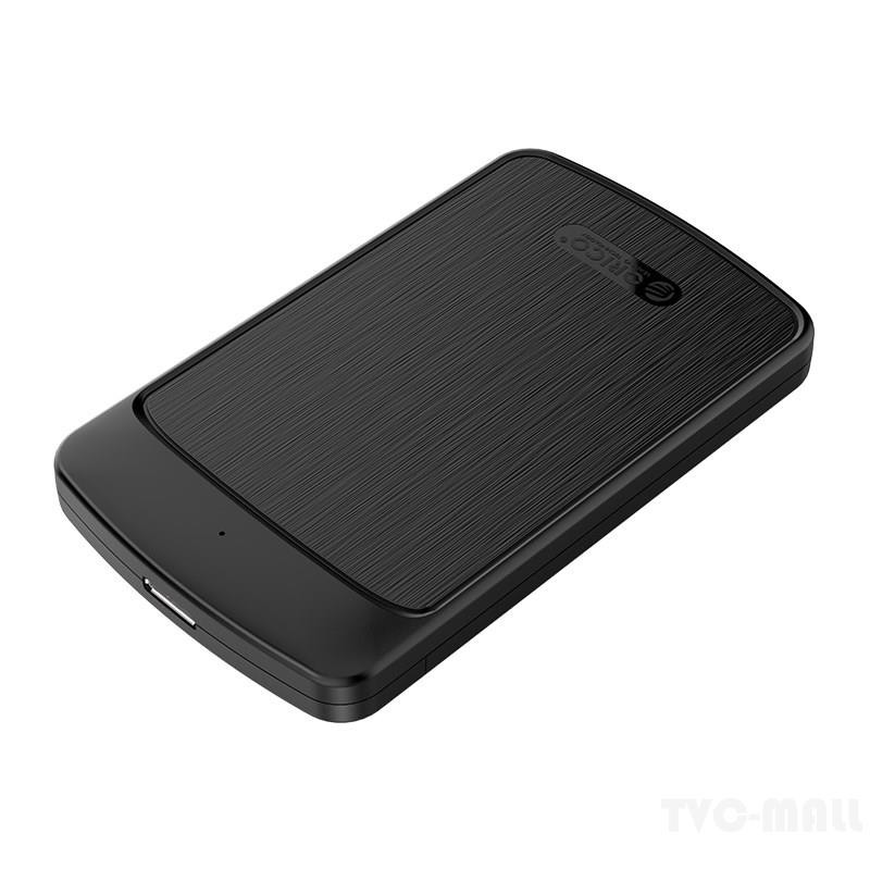 "Hộp ổ cứng 2.5"" SSD/HDD SATA 3 USB 3.0 ORICO 2020U3-BK"