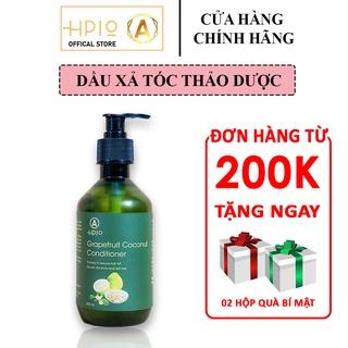 Dầu xả tóc thảo dược HPIO Dầu xả bưởi giúp giảm gàu, dưỡng tóc, mềm mượt, chắc khỏe tự nhiên thumbnail