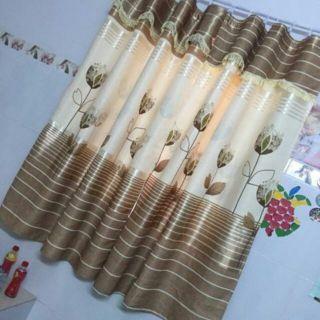 (sale sốc lấy 5*) Rèm cửa sổ ri đô ngăn phòng rèm thử đồ gấm sao rộng 2m8-2m2-1m2 cao 2m