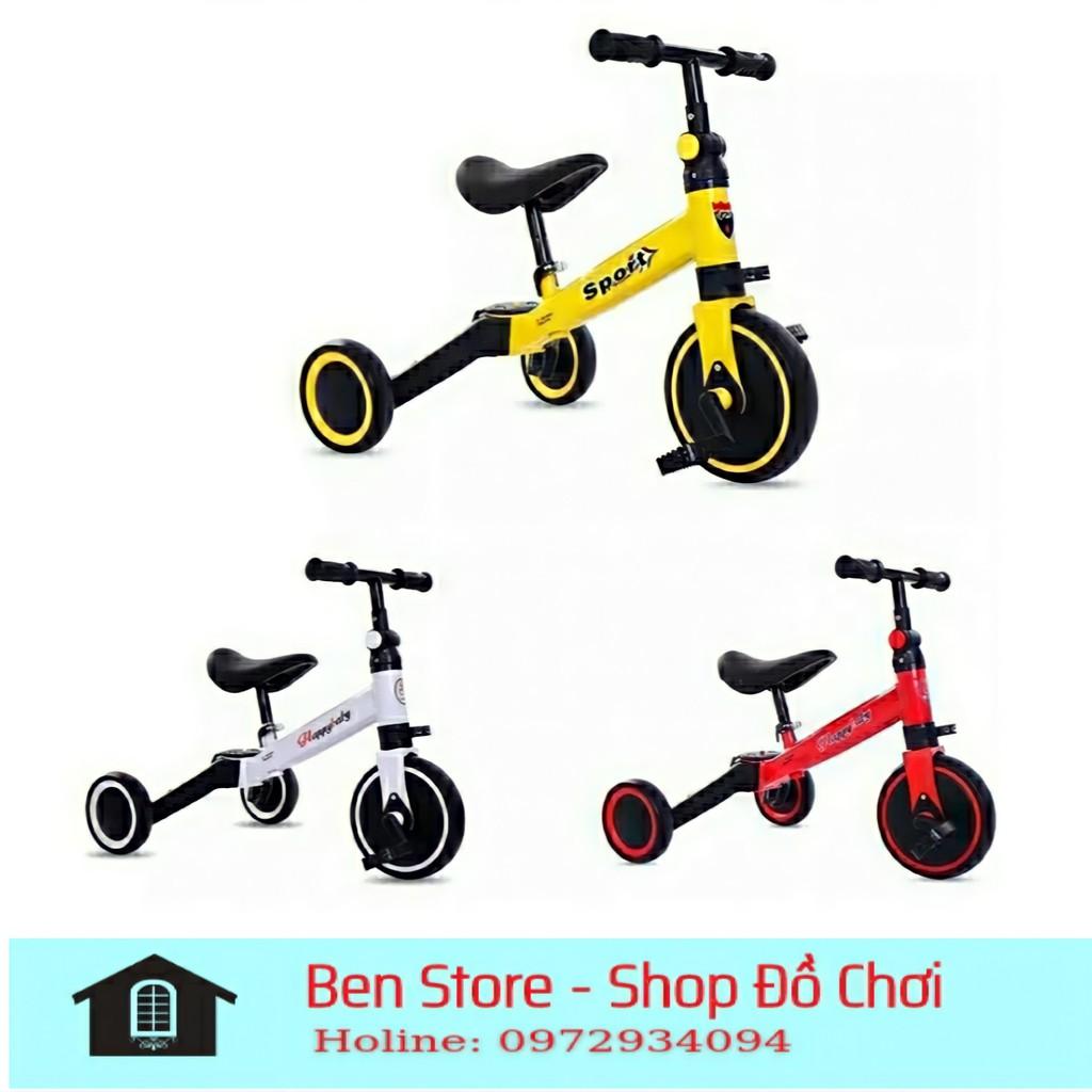 Xe đạp Cân Bằng đa năng 3 in 1 cho bé từ 1,5 đến 4 tuổi