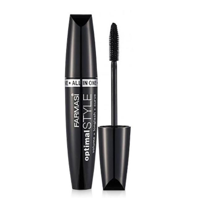 Mascara làm dày và dưỡng mi Optimal Style 8g