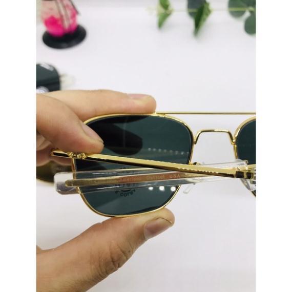 Kính Mát Nam TrúcBùi chống UV400, thiết kế mắt dễ đeo, màu sắc thời trang Ao Cường Lực