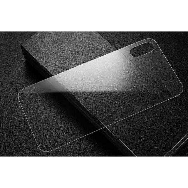 Dán cường lực mặt sau iphone X/ 7plus / 8plus / 7 / 8