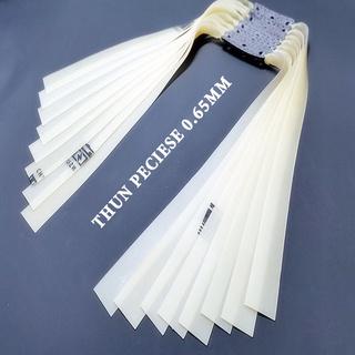 [Deal Sốc] Dây ná cao su màu trắng, thun ná chính hãng màu trắng precise 0.65mm độ chính xác cao, siêu bền
