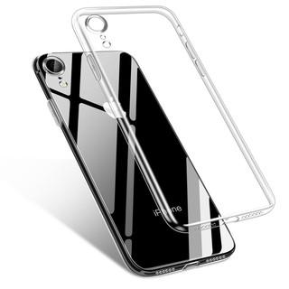 Ốp điện thoại chống rơi kiểu trong suốt chuyên dụng cho iphone Xr/Xs