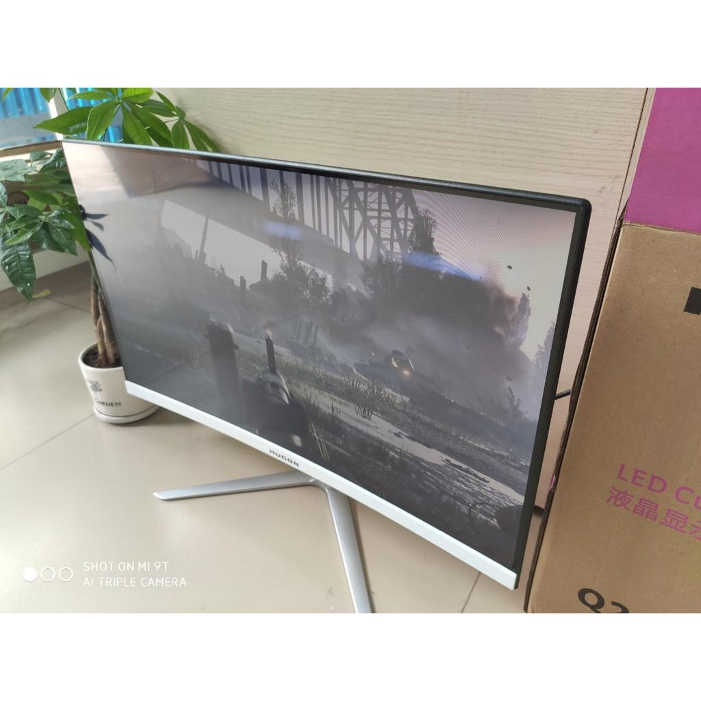 cần bán màn hình hungon q24 cong 75hz đã sử dụnh