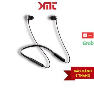 Tai nghe bluetooth mini quàng cổ không dây kiểu dáng thể thao v5.0 pin trâu KMT Store TNBT03