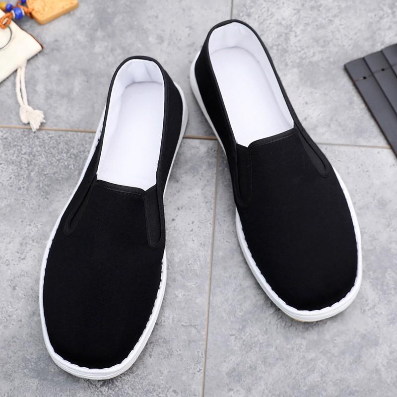 Melaleuca bottom old Beijing cloth shoes handmade bottom dre