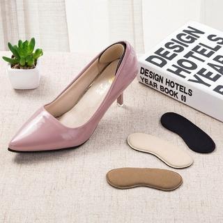 Lót giày bảo vệ gót, chống trầy chân chất liệu vải thấm hút mồ hôi