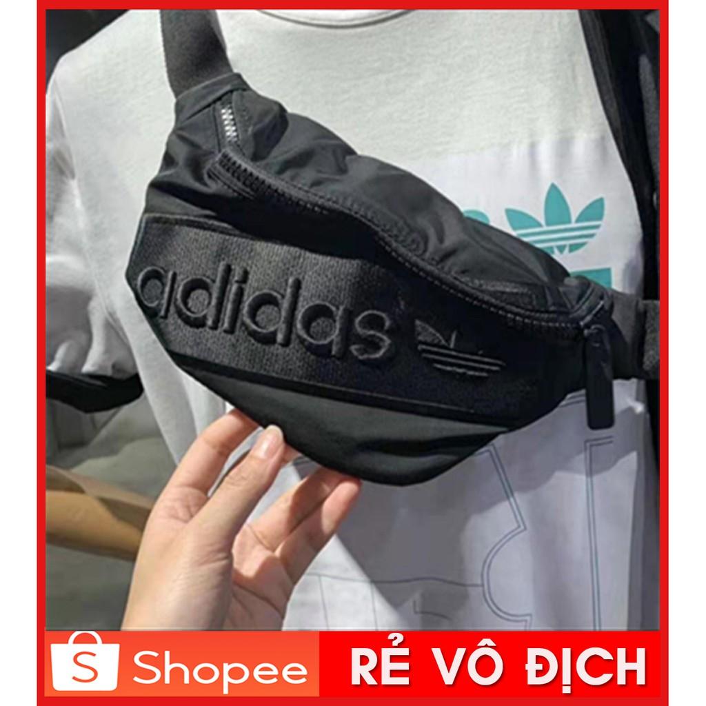🔥 (ảnh thật) Túi bao tử Adidas Funny BUM BAG - DV0224 - GIÁ RẺ - CAM KẾT CHẤT LƯỢNG VỚI KHÁCH HÀNG