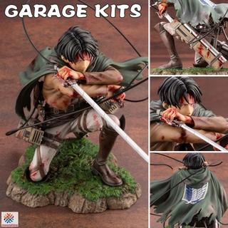 ❤PG❤ Attack on Titan Levi Ackerman PVC Figure Anime Action Figure Model Toy