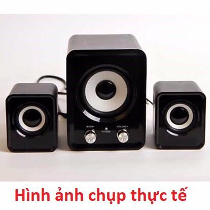 [ 𝐁𝐀́𝐍 𝐑𝐄̉ 𝐍𝐇𝐀̂́𝐓 𝐒𝐇𝐎𝐏𝐄𝐄 ] Bộ 3 Loa Máy Tính PC Cao Cấp 2.1 - Loa vi tính Âm Bass Echo Hay - Nhỏ Gọn