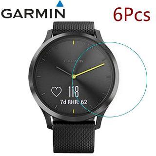6Pcs Garmin Vivoactive 3 Trainer / 4 / 4s / Vivomove HR / Venu  Watch Screen Protector  Foranti-scratch  Protective Film