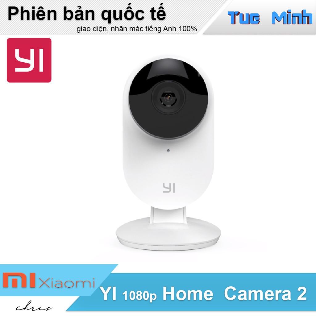 Camera giám sát không dây wifi YI 1080p Home Camera 2