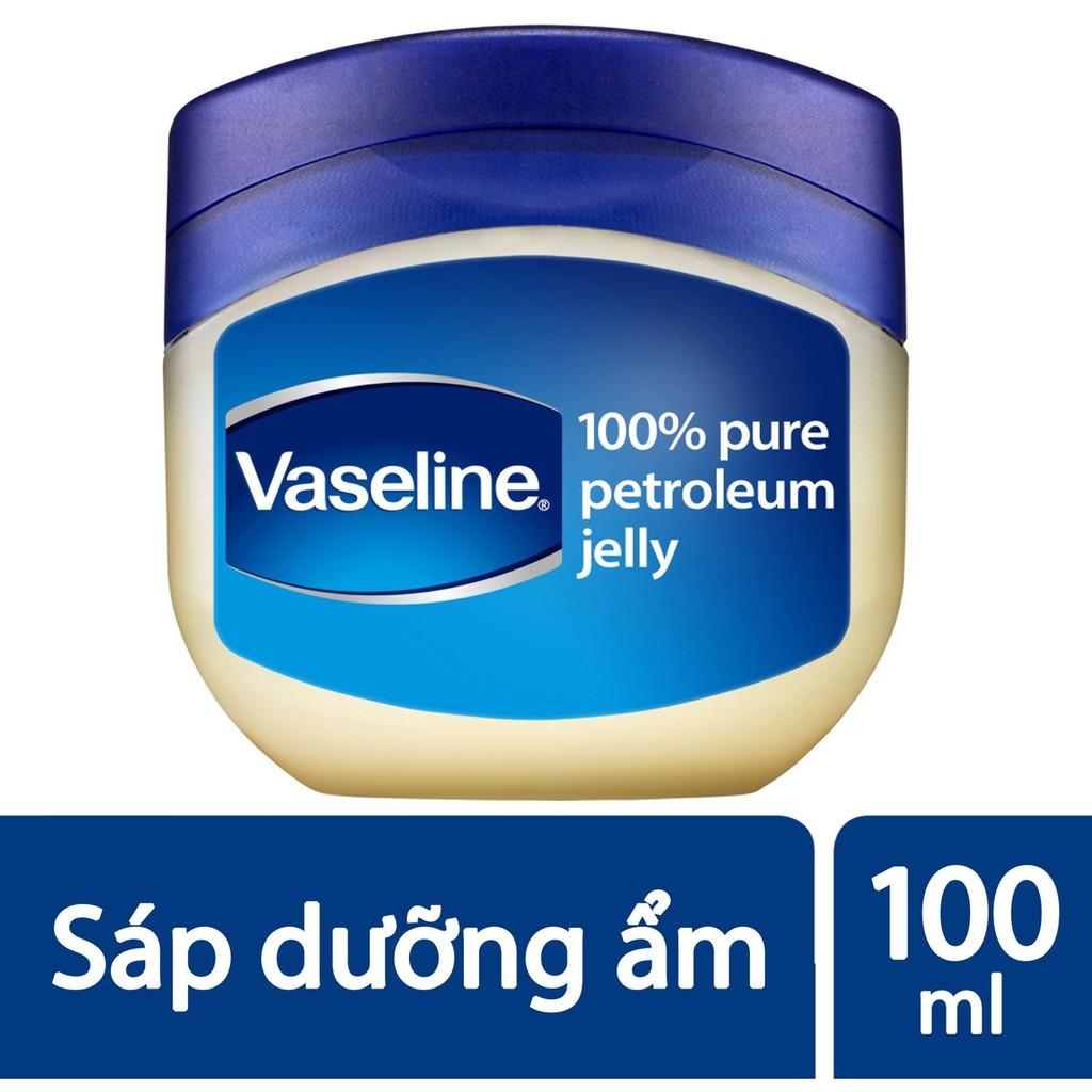 Sáp dưỡng ẩm Vaseline 100ml - 3358189 , 1250262580 , 322_1250262580 , 89100 , Sap-duong-am-Vaseline-100ml-322_1250262580 , shopee.vn , Sáp dưỡng ẩm Vaseline 100ml
