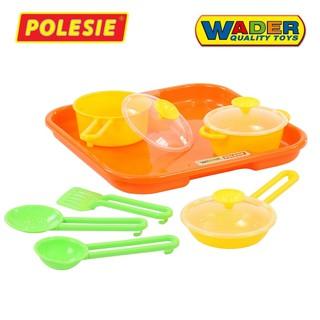 Bộ đồ chơi phụ kiện nhà bếp – Polesie Toys