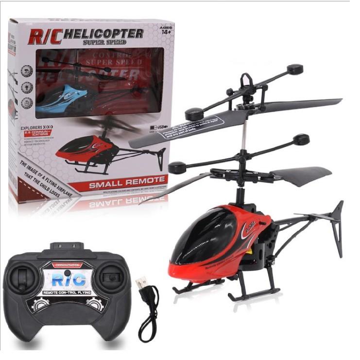 Máy bay trực thăng điều khiển từ xa có điều khiển thế hệ mới