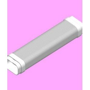 ỐNG MỀM - SM-65/75/100 Hộp che ống gas điều hòa - Trunking Nhựa SAMRUAY - THAILAND - Giải pháp thẩm mỹ.SM-65