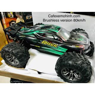 Xe điều khiển TRUGGY EVOS RACER 60KM/H brushless version