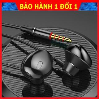 Tai nghe T3, tai nghe có dây nhét tai âm thanh nổi chất lượng cao, chân cắm 3.5mm sử dụng cho nhiều dòng điện thoại