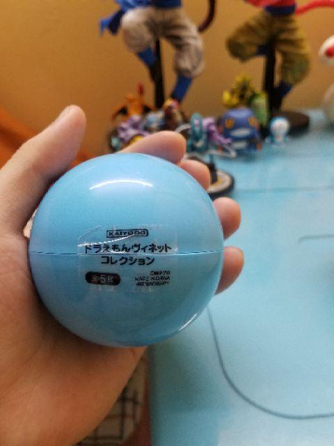 Mô hình Doraemon_Doraemon Vignetted Kaiyodo(New 100%)