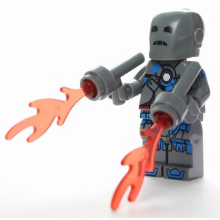 Lego Iron Man Mark 1 Minifigure Kopf