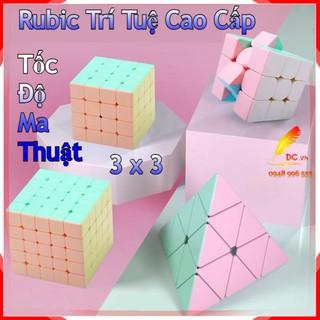 Rubik Biến Thể Tốc Độ Ma Thuật 3x3 - Quà Tặng Rubic Đồ Chơi Trí Tuệ Cao Cấp - Sáng Tạo - tb_gd.us thumbnail